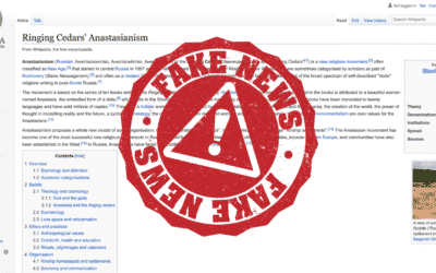 Where Wikipedia Is Wrong About the Ringing Cedars Movement