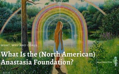 Introducing the Anastasia Foundation. (North America)