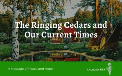 A Message of Peace and Hope During These Trying Times   Ringing Cedars