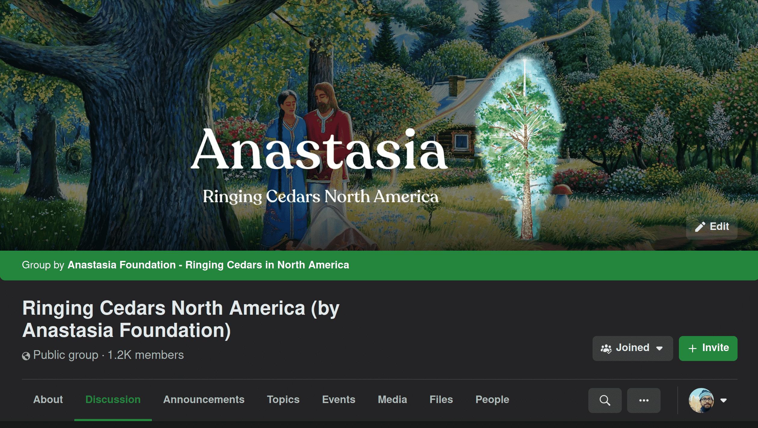 DeepinScreenshot select area 20210912210753 Ringing Cedars of Russia USA + Canada, Anastasia USA
